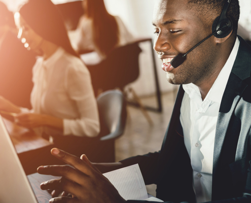 ContactCenter Hero help desk support